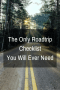 The Only Roadtrip Checklist You Will Ever Need | Travel Far Enough | When it comes to road trips, we've been around the block a few times, as it were. So you know that we've put in a lot of thought about this...