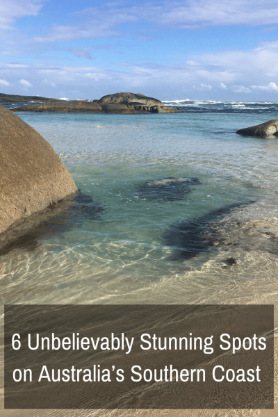 6 Unbelievably Stunning Spots on Australia's Southern Coast | Travel Far Enough | If you're looking for some of the most stunning coastal places in Australia, I have some hidden – and not so hidden gems - for you. As part of our (re) Discover Australia road trip, I have been left breathless with much of the coastline Australia has to offer.