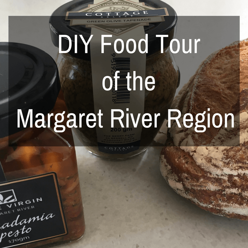DIY Food Tour of the Margaret River Region