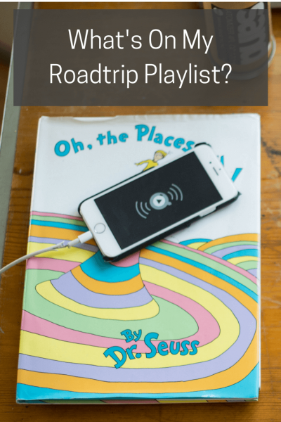 Everyone has their favourite playlist when they are on a roadtrip. I have one that kicks off a roadtrip, but when I'm settled in, this is the playlist I reach for. Some oldies, some current hits... all good stuff. | Travel Far Enough | What's On My Roadtrip Playlist?