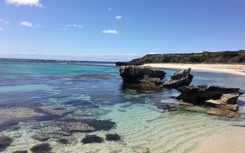 Lunch Spot on Rottnest