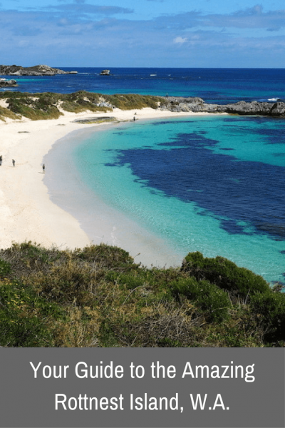 Your Guide to an Amazing Day on Rottnest Island | Travel Far Enough | Visiting Rottnest, or Rotto as the locals affectionately like to call it, is like entering another world.  A world where life is slower.  Where transport around the island is by bicycle or on foot. Where people wander.  Where kids play without worry of traffic or crowds. Where the days are savoured. Rotto is a place where life is enjoyed.  Every single second of it.
