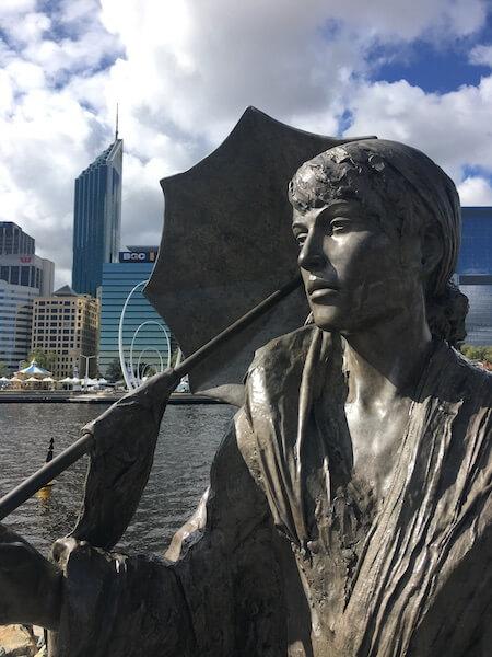 Elizabeth Quay Sculpture