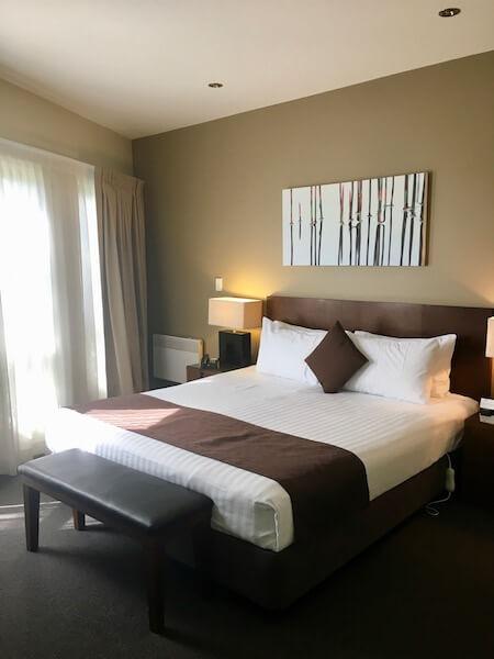 Seven Mile Resort Master Bedroom