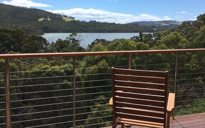 1. Oyster Cove Balcony
