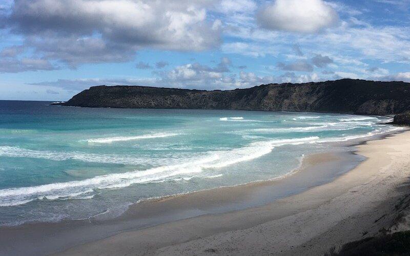 Pennington Bay, Kangaroo Island.