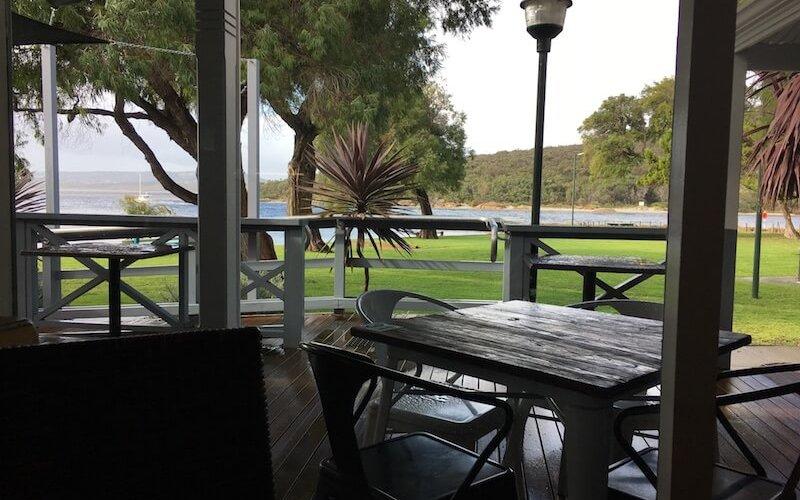 Emu Point Café