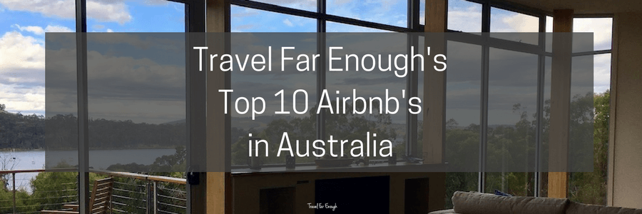 Top 10 Airbnbs