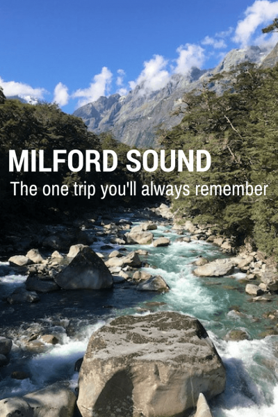 Milford Sound. The One Trip You'll Always Remember | Travel Far Enough | Milford Sound is a place on earth where not only is the destination stunning, but the journey to get there is just as breathtaking.  Especially the 2-hour journey between Te Anau and Milford Sound. I guide you on what to see, do, and where to stay to get the most of exploring this amazing area.
