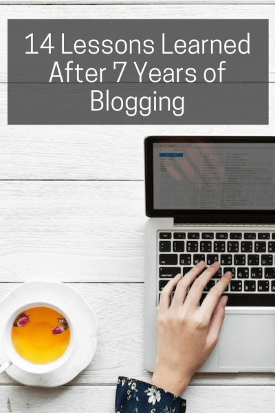 14 Lessons Learned After 7 Years of Blogging | Travel Far Enough | In 7 years, I've gone from a hobby blogger, who tinkered, to running a serious online business. Here's what I've learned since starting a blog.