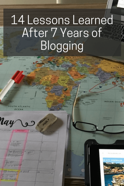 14 Lessons Learned After 7 Years of Blogging.PIN