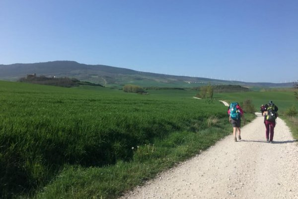 Traversing the Camino