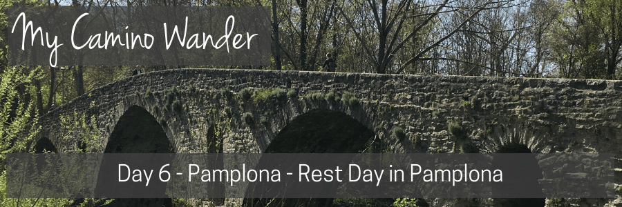 day 6 of the camino wander.POST