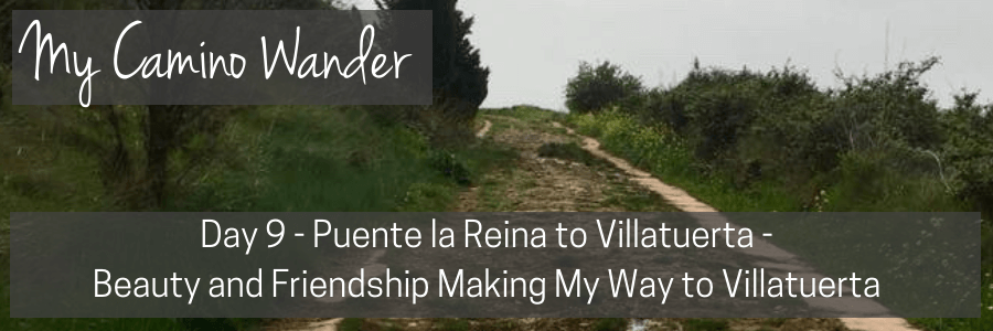 day 9 of the camino wander.POST