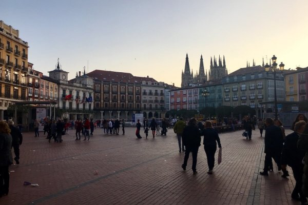 Mothers Day In Burgos