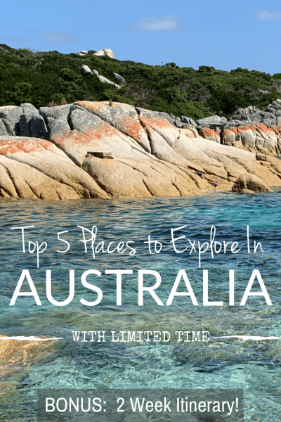 Explore Australia with Limited Time