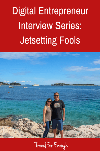 Interview with Jetsetting Fools