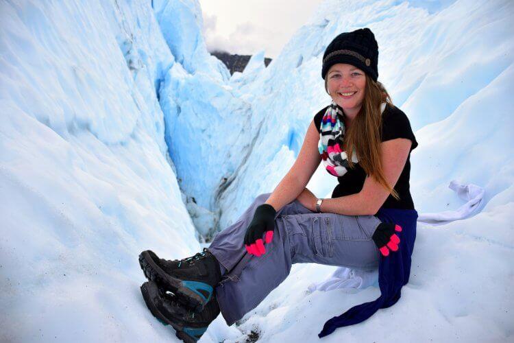 Mapping Megan Glacier Hiking, Alaska